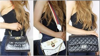 ALIEXPRESS HAUL: THE BEST DESIGNER & LUXURY HANDBAG DUPES UNDER £25!!