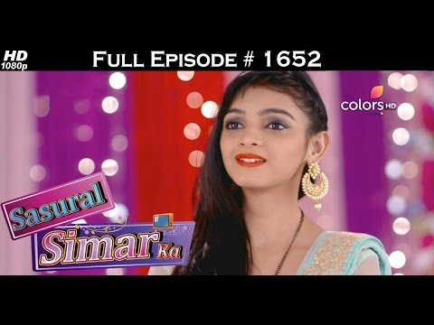 Sasural Simar Ka - 11th November 2016 - ससुराल सिमर का - Full Episode (HD)