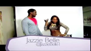 Repeat youtube video Jazzie Belle 2011 Sexy Photoshoot. She Talks To Pow-Tv about Her Sexual Preference