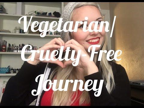 My Vegetarian and Cruelty-Free Journey - 1 Year