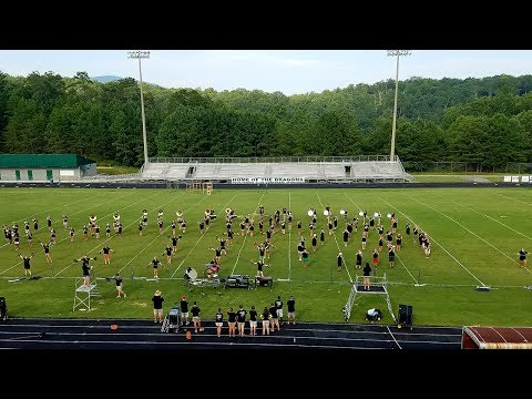 Pride of Pickens Marching Band Exhibition