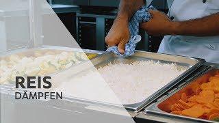Rezept: Reis dämpfen mit dem RATIONAL SelfCookingCenter