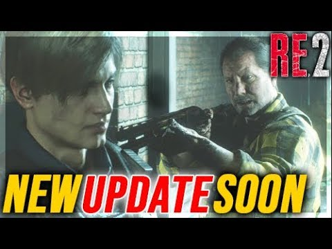 Resident Evil 2 Remake - Exclusive Info Soon - SteamDB Updates and More