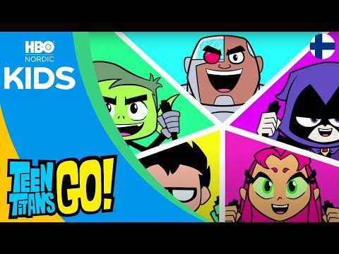 Teen Titans Go! | Titaanirobotti | Toonix Suomi