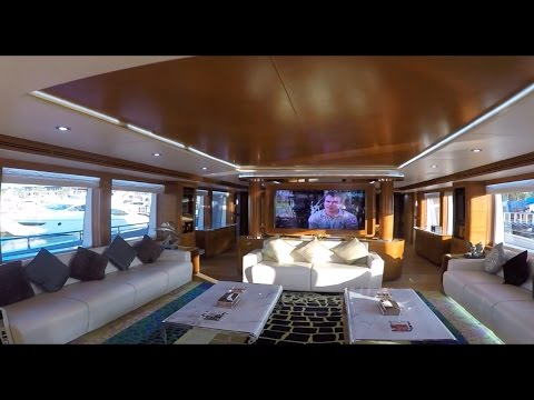 BILLIONAIRE LIFESTYLE OF DUBAI!!! 5 bedrooms Sheikh Yacht!!!!