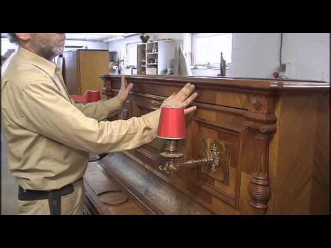 Schnäppchenmarkt: Caritas St. Vith restauriert gebrauchte Möbel