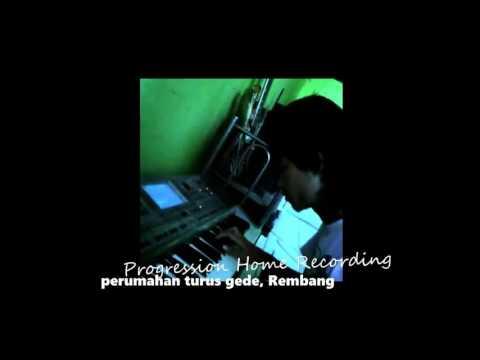 Anoman obong ,aransemen piano kroncong (progression home recording)