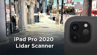 Apple iPad Pro Lidar Scanner for Augmented Reality - Superba AR