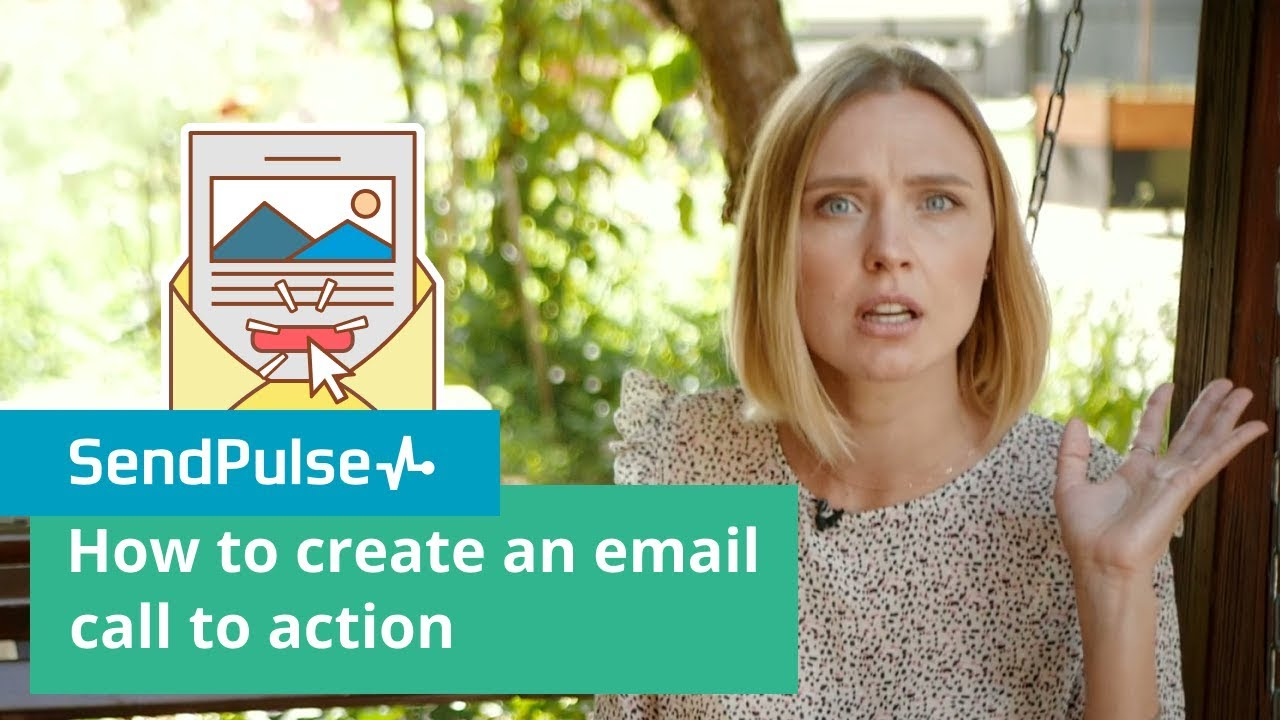 How to create an email call to action