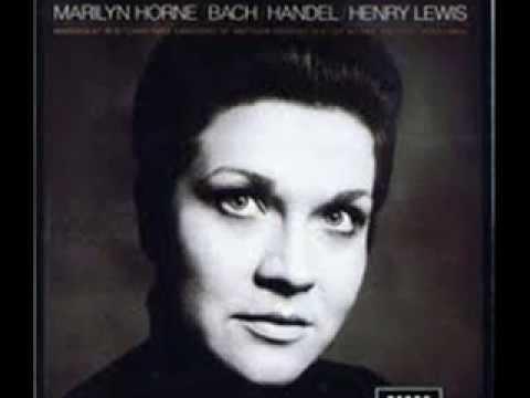 Marilyn Horne - Rarities Soprano Arias