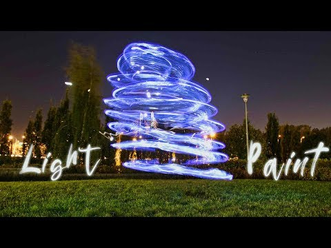 Light Painting Tutorial | BULB MODE | Night Photography