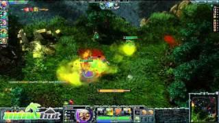 Heroes of Newerth Gameplay F2P HD