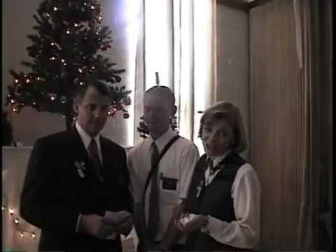 Elder Saxey 98 Chile Concepcion Christmas Conference Travel Video