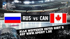 Unfassbare Aufholjagd: Kanada zieht ins Finale der Eishockey WM ein | Highlights | EISHOCKEY WM 2017