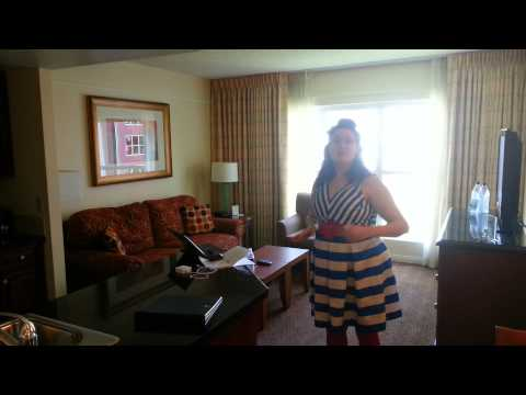 Review of Hilton Grand Vacation Suites- Flamingo