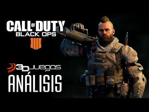 ¡Análisis de BLACK OPS 4! El mejor Call of Duty en años