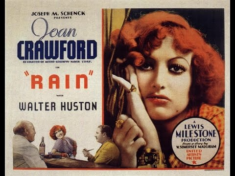 Rain 1932 - full movie - Joan Crawford & Walter Huston