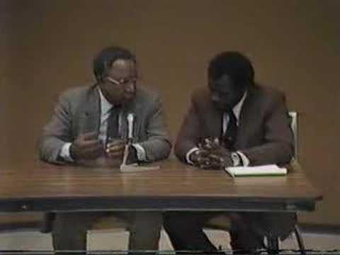 1983 Alex Haley Interview