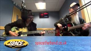 Space - female of the species [ LIVE AT WIRE FM ]