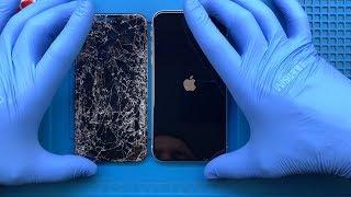 PARAMPARÇA Olmuş iPhone XR EKRAN DEĞİŞİMİ Yaptık! 🇹🇷 #iphonexr