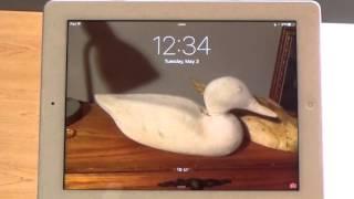 iPad App Troubleshooting