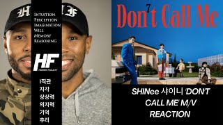 SHINee 샤이니 'Don't Call Me' MV REACTION (KPOP) High