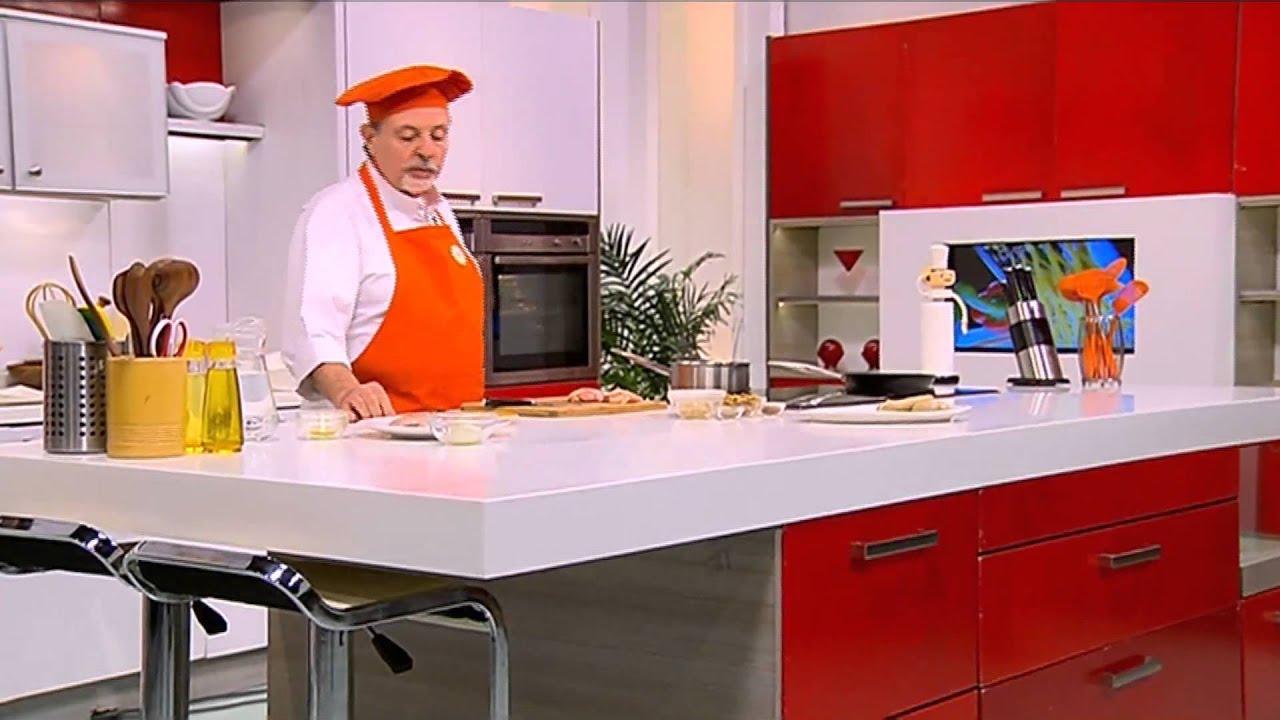 صدور دجاج إمتشيكو - صدور دجاج بصوص الجوز والصنوبر : طبخة ونص حلقة كاملة
