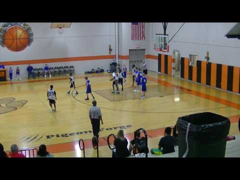 03/05/2017 HFD Basketball vs EOTO, Finals Game 6 March Madness, Pigeon Forge, TN