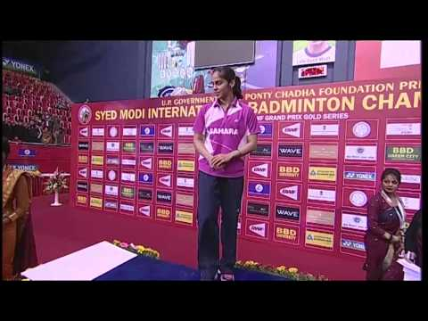 F - 2015 India Masters - Kidambi Srikanth vs Parupalli Kashyap