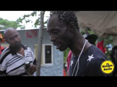 Ninja Man teams up with Riddim Radio to address gun crime in Trinidad