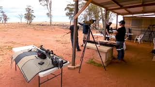 Precision Shooting Australia Marksman Timelapse, 16 October 2020