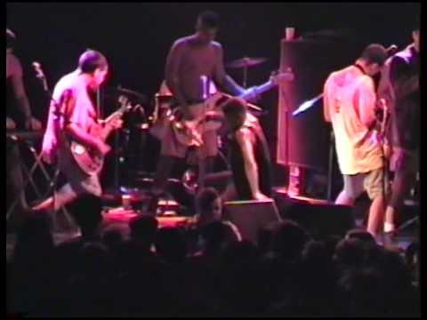 Gangster Fun - St. Andrew's Hall, Detroit, September 14, 1991