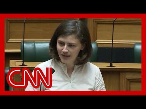 New Zealand lawmaker shuts down heckler: 'OK, boomer'