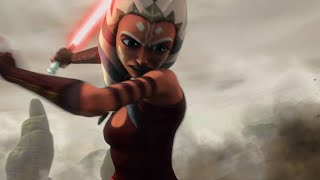 Star Wars The Clone Wars Ahsoka's Revenge
