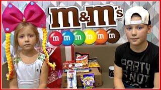 ПОСЫЛКА Конфеты и игрушки - PEZ Candy Disney Холодное сердце  + Вкусные ПЕЧЕНЬЕ С M&M's