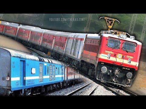 Strange Power Car | LHB Upgrade Bhubaneswar - Bangalore Cant (BBS - BNC) Express | Indian Railways