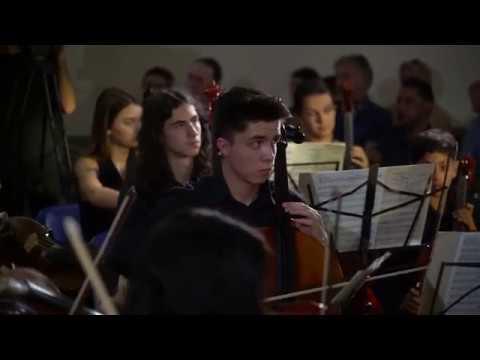 Dvořák - Symphony No. 8, performed by Hillingdon Music Hub Symphony Orchestra