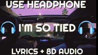 Lauv & Troye Sivan - i'm so tired ( Lyrics / 8D AUDIO ) | LYRICS + 8D AUDIO