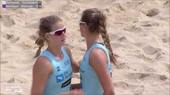 Techniker Beach Tour Dresden 2019: Die Highlights der Frauen