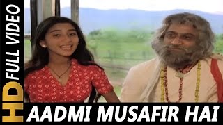 Download Aadmi Musafir Hai Aata Hai Jata Hai | Lata Mangeshkar, Mohammed Rafi | Apnapan 1977 Songs MP3 song and Music Video