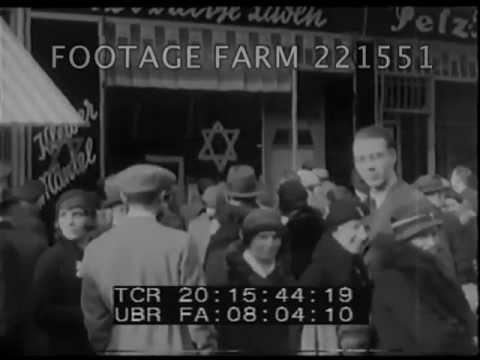 1930s Anti-Jewish  221551-02 | Footage Farm