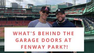 My First Trip to Fenway Park!   Boston Vlog