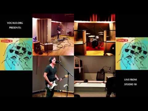 Local H | Live at Studio 10 on March 17th, 2015 | Vocalo.org