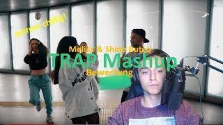 Metro TRAP Mashup – Melisa & Shine Buteo   BEWERTUNG/Reaktion #yopinion