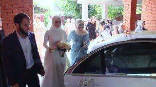 Чеченские Свадьбы.Свадьба года. Одна из самых красивых свадеб. Адам и Лейла. Студия Шархан