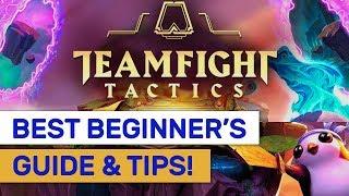 BEST Beginner's Guide & Tips! Core Mechanics Explained!   TFT   Teamfight Tactics