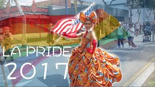 LA Pride Resist March 2017 | MickRay