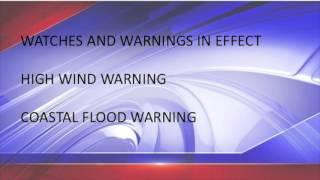 Coastal Storm - Sussex County, DE EOC Update - Oct. 2, 2015