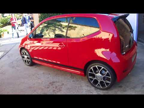 Volkswagen NEW up! GTI 2018  Tornado rood