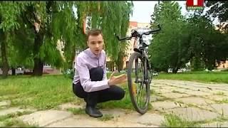идеальный велосипед для города -- гибрид шоссейного и горного.Коробка передач